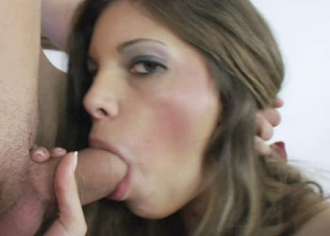 Latina slut Morgan fucks a stranger
